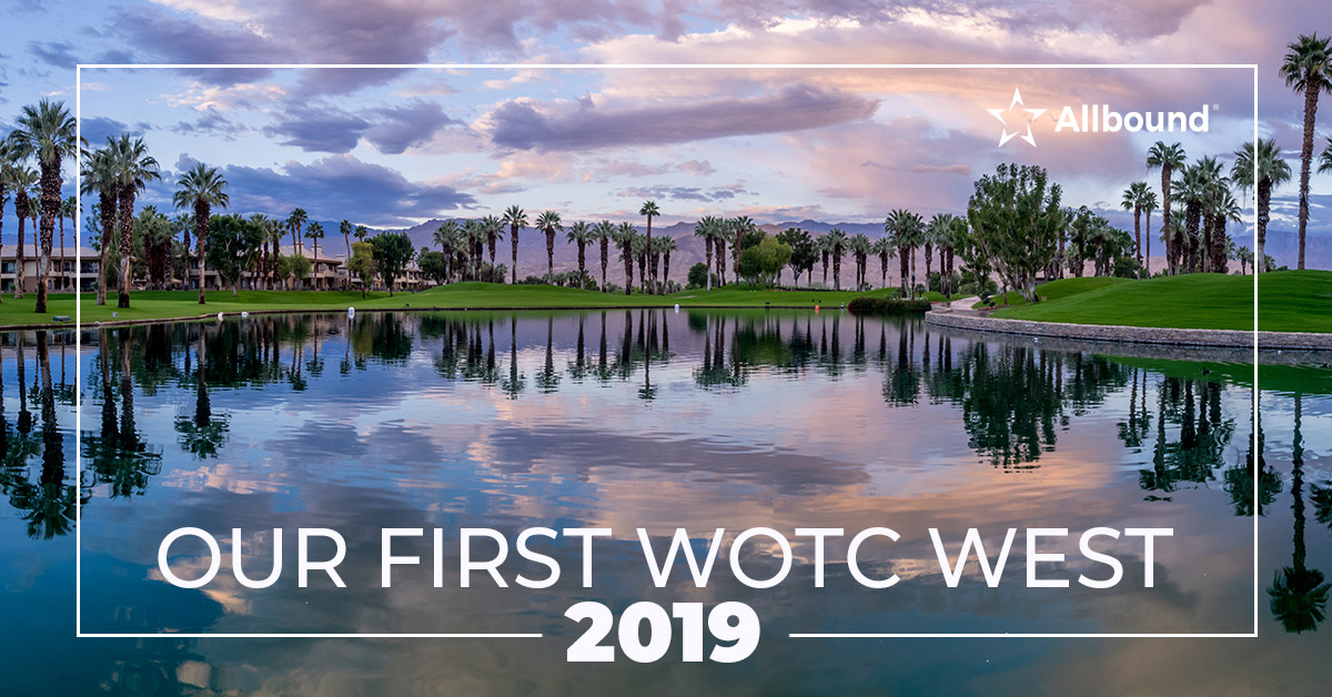 Our First WOTC West–2019