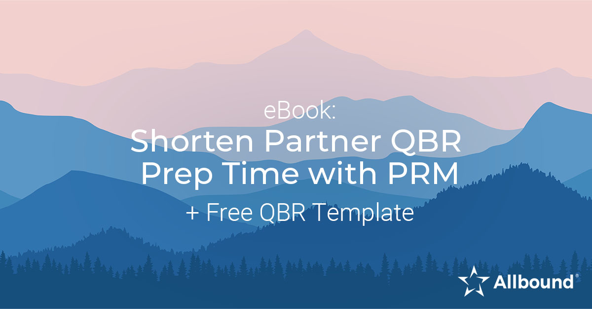 Shorten Partner QBR Prep Time with PRM + Free QBR PPT Presentation Template