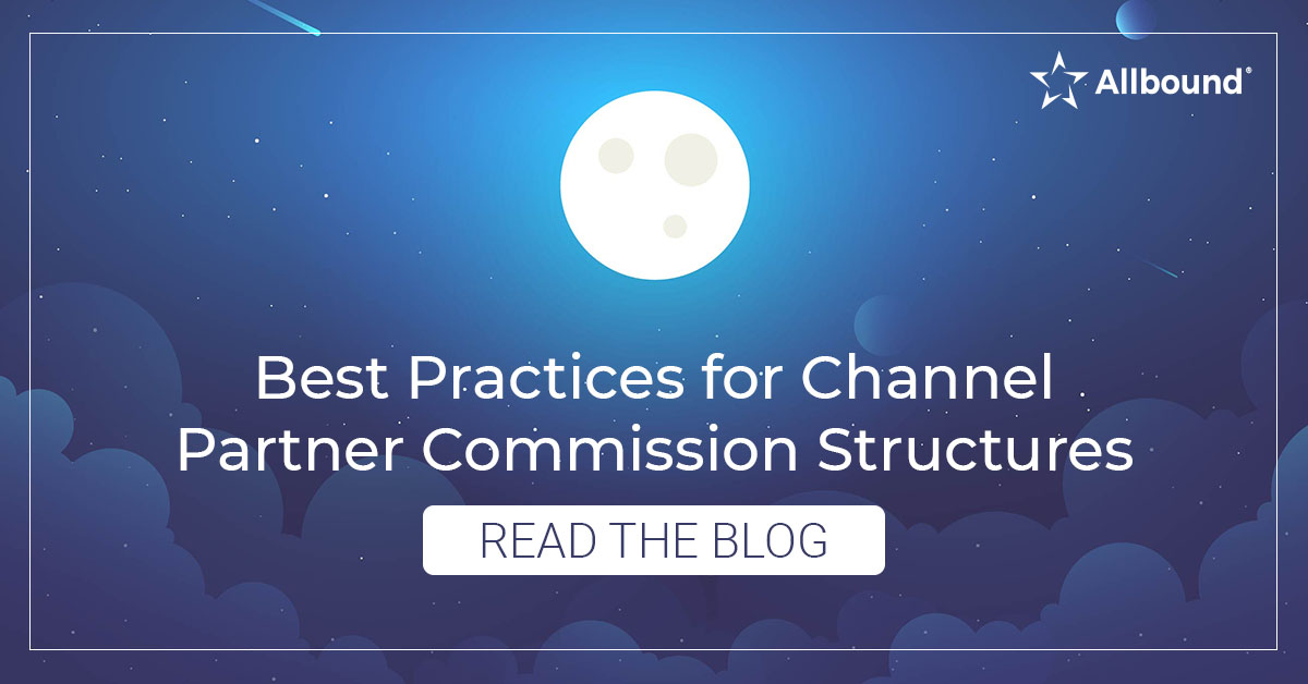 Best Practices for Channel Partner Commission Structures