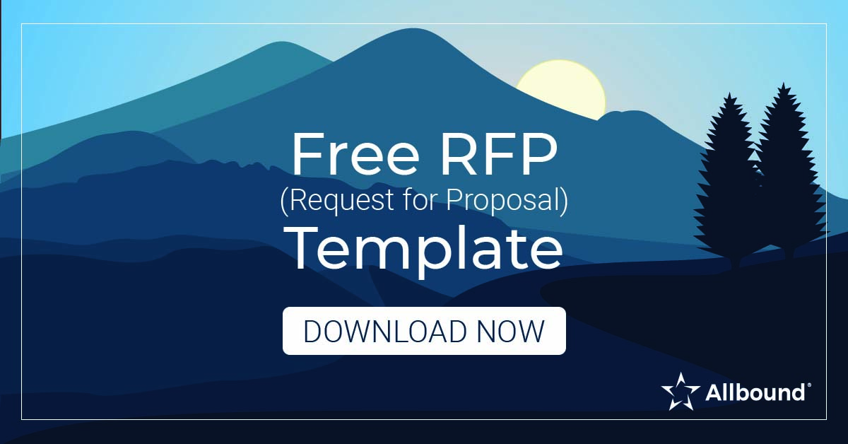 Free RFP (Request for Proposal) Template