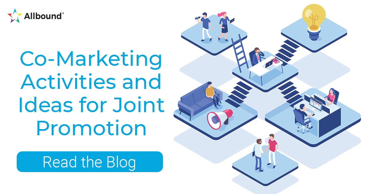 Co-Marketing Activities and Ideas for Joint Promotion